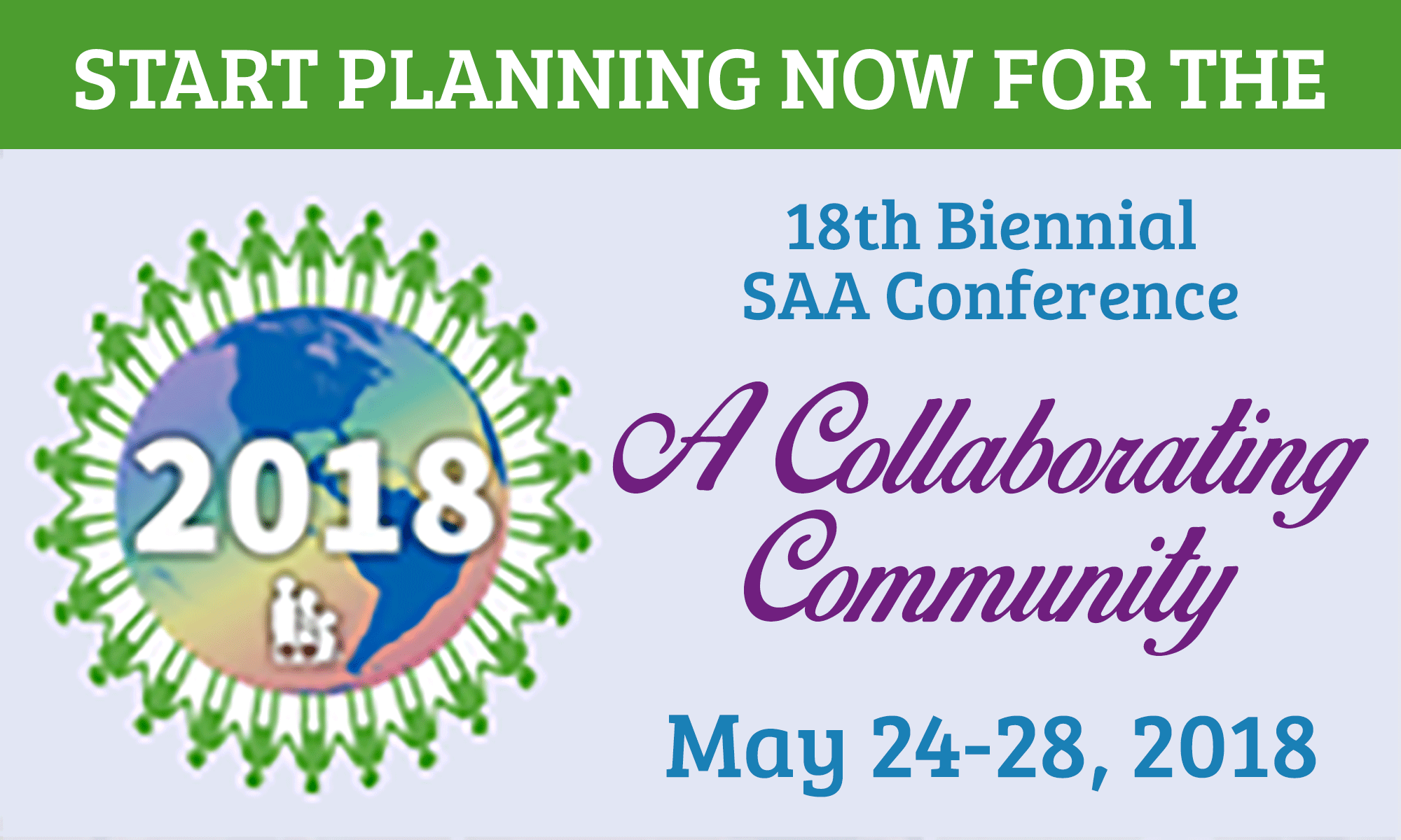 SAA Conference 2018