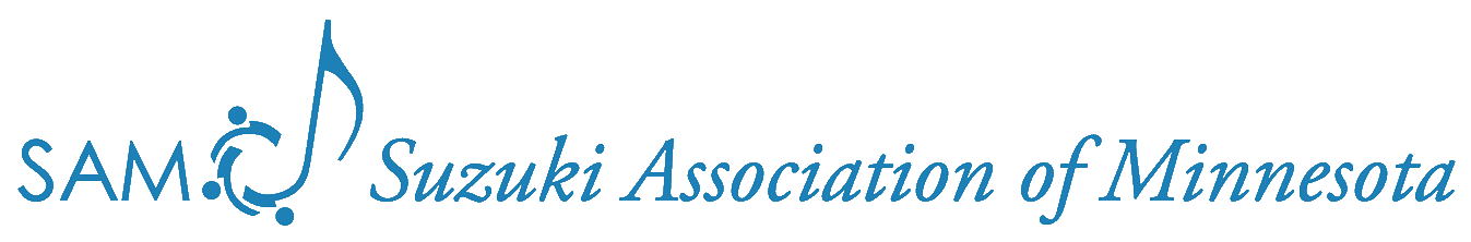 Suzuki Association of Minnesota Logo